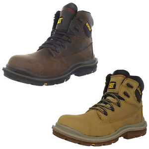Caterpillar-TRANSITION-Mens-6-Composite-Toe-Flexion-Comfort-Safety-Work-Boot