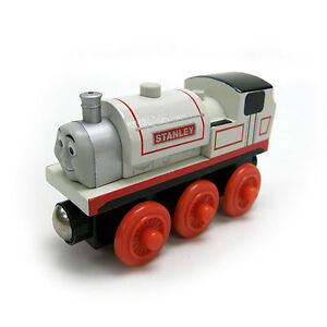 STANLEY-Thomas-Tank-Engine-Train-Wooden-Railway-NEW-IN-BOX