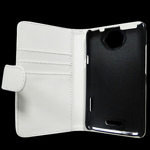 Premium-HTC-ONE-X-XL-Wallet-Leather-Case-Cover-Pouch-Free-Screen-Protector