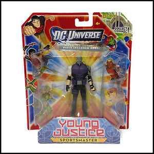 YOUNG JUSTICE LEAGUE ACTION FIGURES DC UNIVERSE RARE SUPERMAN FLASH ROBIN TOY