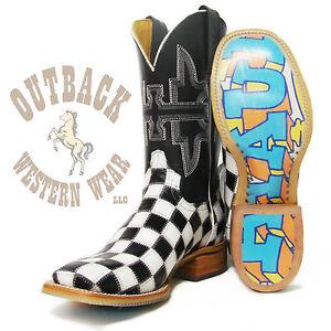 Tin-Haul-Ladies-Heart-Nchecks-Boots-14-021-0007-0101