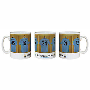 Official Personalised Football Club Mugs - Gift Present Christmas Mug FC Cup