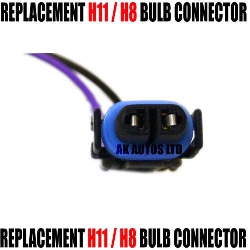 LEXUS IS H11 HEADLIGHT BULB HOLDER CONNECTOR