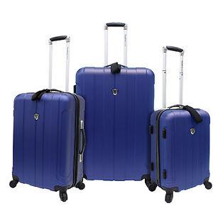 Travelers-Choice-Cambridge-3-piece-Hardside-Spinner-Luggage-Set-Blue