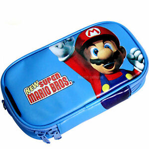 Super-Mario-2-Carry-Soft-Game-Case-Bag-Pouch-For-Nintendo-3DS-Dsi-NDSi-DS-Lite