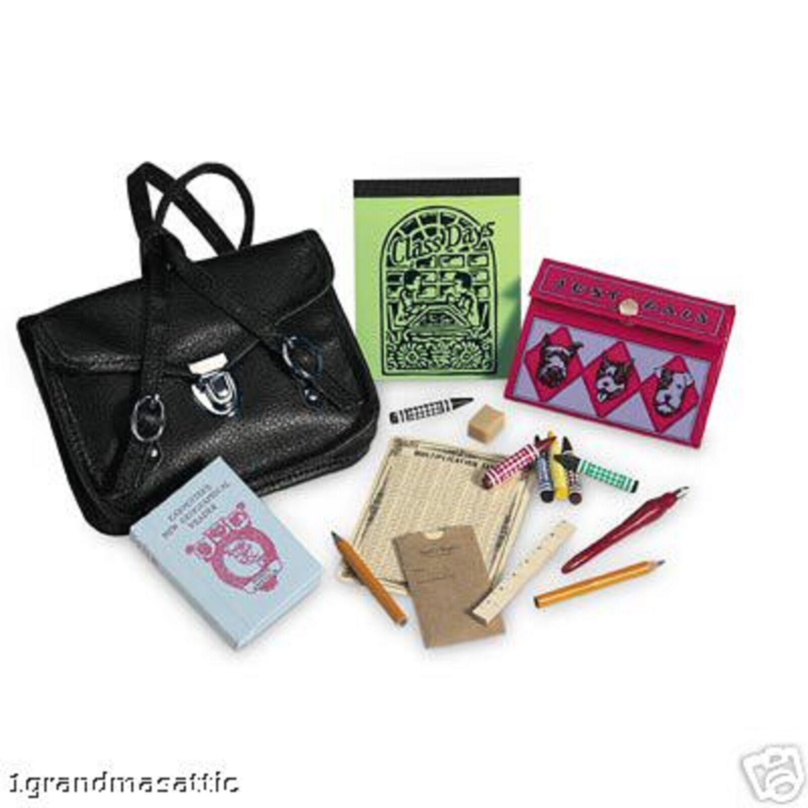 American Girl Kit's School Supplies