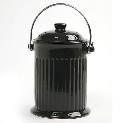 Norpro 93EB Ceramic Kitchen Composter / Compost ...