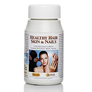 Healthy hair skin and nails vitamins reviews