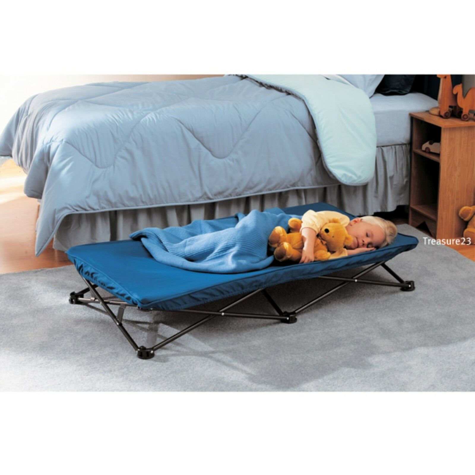 Regalo My Cot Portable Folding Cot Bed Camping