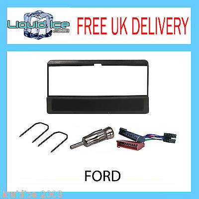 FORD FOCUS 1998 TO 2004 PANEL SURROUND ADAPTOR FASCIA STEREO FITTING KIT F8