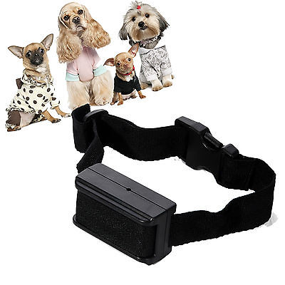 Anti Bark No Barking Tone Shock Training Collar fr Small Medium 5-150 Pound Dogs on Rummage