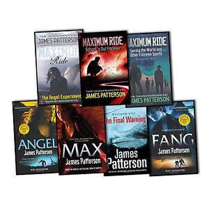James-Patterson-Maximum-Ride-7-Books-Collection-Set-Max-Fang-Angel-Experiment