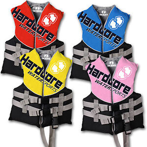 Kids-Life-Jacket-Vest-Child-Youth-Boy-Girl-FREE-SHIP