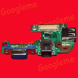 NEW FOR DELL INSPIRON 15r N5110 AC DC POWER JACK PORT VGA USB IO BOARD - PFYC8