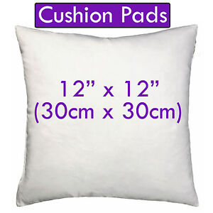 Cushion Pads, Inserts, Fillers, Inners 12