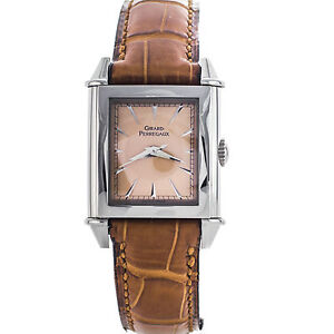 Girard Perregaux Vintage 1945 GP2591011-CHON Quartz Ladies Watch