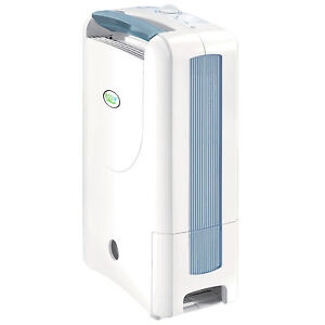 ECOAIR DD122 SIMPLE DEHUMIDIFIER MOISTURE DAMP MILDEW REMOVER LAUNDRY DRYER