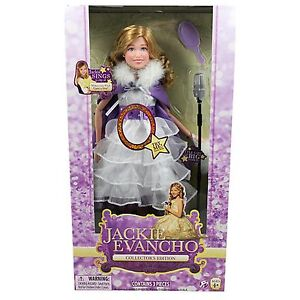 14-JACKIE-EVANCHO-SINGING-COLLECTOR-DOLL-When-You-Wish-Upon-a-Star-NRFB