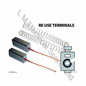 Spazzole-Carbonio-Motore-Dyson-Ydk-DC08-DC19-DC20-Ecc-2-Pezzi
