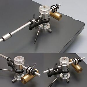 XTC fits MAYWARE FORMULA IV tonearm UPGRADE COUNTERWEIGHT STABLE SETUP