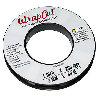 WrapCut Cutting / Schneide Tape für Car Wrapping 60 m-Rolle  Wrap Cut Tape