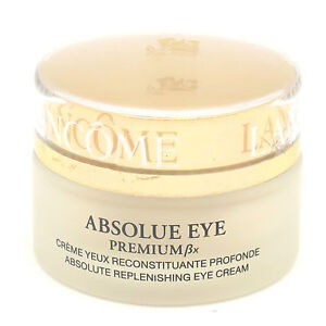 Lancome Absolue Premium Bx Eye Cream 0.5oz u/b