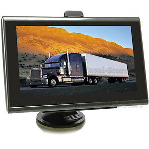 7-Inch-Car-GPS-Truck-GPS-Sat-Nav-Bluetooth-AV-AU-USA-EU-UK-Latest-Map-LORRY-HGV