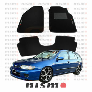 NISMO Nissan Pulsar N15 Custom Made Floor Mats SET OF 3 F+R