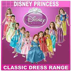 New-Disney-Princess-Girls-Fancy-Dress-Costume-Childrens-Child-Outfit-3-8-Years