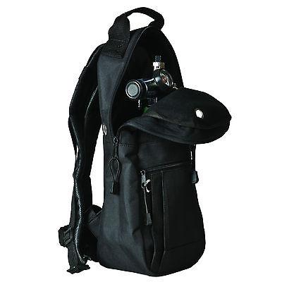 Backpack Oxygen Tank Carrier, Fits A, M6, Ml6, & C Cylinders, Bag Back Pack