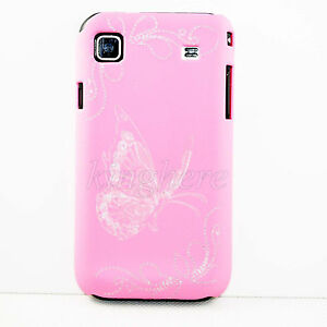 Butterfly-Popular-Hard-Shell-Case-Skin-Cover-back-For-Samsung-Galaxy-S-i9000-2