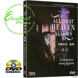 All That Heaven Allows (1950) - Jane Wyman - NEW