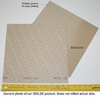 3m 8153le 300lse Super-strong Double-sided Adhesive Sheets, Various Sizes