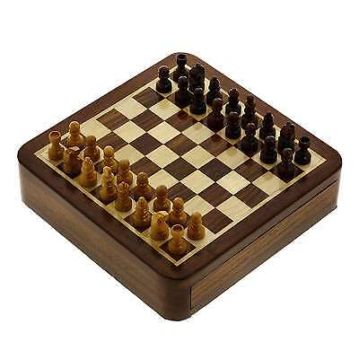 Travel Games Magnetic Chess Sets and Board Wooden Toys and classic games