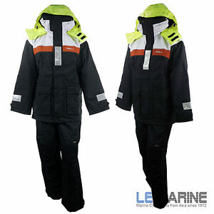 3 layer offshore sailing jacket trousers fishing marine for Foul weather fishing gear