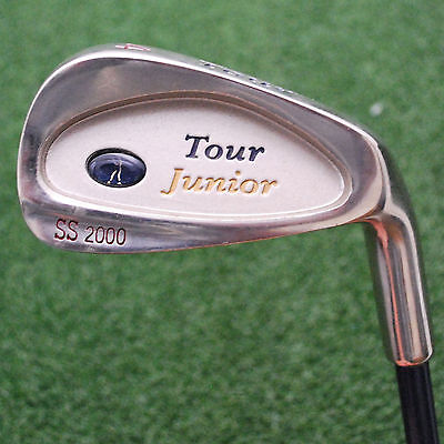 Tour Junior Ss 2000 Ultralite Golf Club - 6 Iron - Graphite - Size 1 - on sale