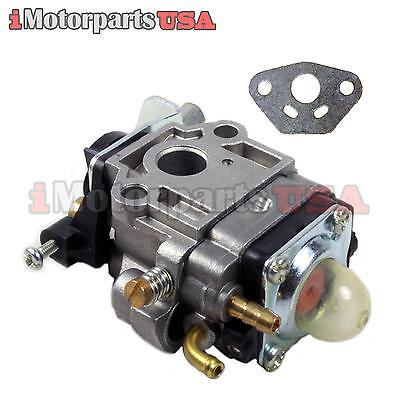 Carburetor 23cc Goped Bigfoot Zenoah G23lh G2d Go-ped Scooter Carb