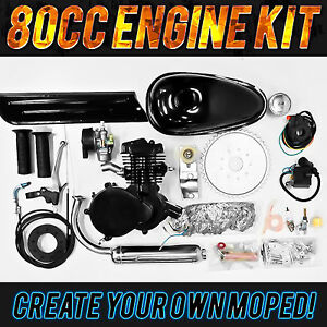 Brand new TMXPRO 80cc  2 Stroke Motor Engine Kit for Motorised Bicycle Push Bike