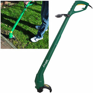 250W MAINS POWERED GRASS TRIMMER STRIMMER LAWNMOVER GARDEN CUTTER NEW