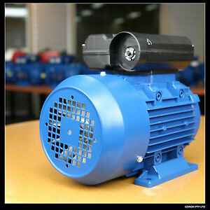 2.2kw 3HP  2800rpm shaft 24mm Electrical motor single-phase 240v
