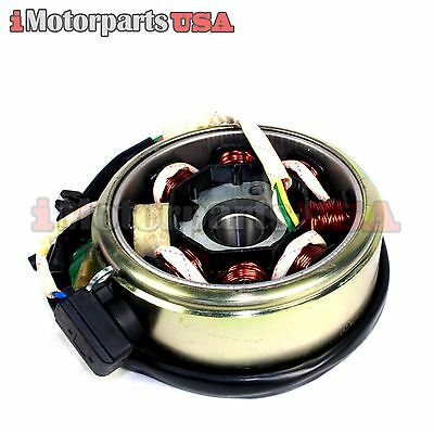 Stator Flywheel Set Yerf Dog 150cc Cuv Utv Rover Scout Side-by-side Generator