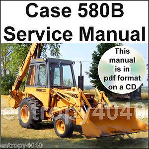 similiar case d service manual keywords case 580b shop repair service manual manuals 580 b best searchable