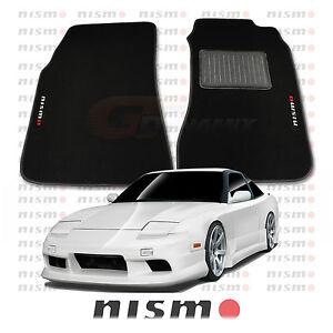 Nismo floor mats ebay for 180sx floor mats