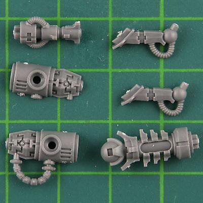 Necrons Canoptek Wraiths Transdimensionsstrahler / Patikelwerfer 40K Bitz 7528