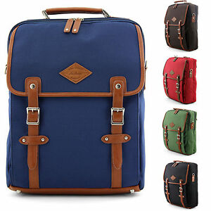 Unihood-NWT-Brand-New-Womens-Backpack-School-Messenger-Bag-Casual-Shoulder-Bags