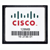 Cisco 128MB Compact Flash