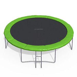 trampolin abdeckplane federabdeckung randabdeckung sprungtuch 305 366 430 cm ebay. Black Bedroom Furniture Sets. Home Design Ideas