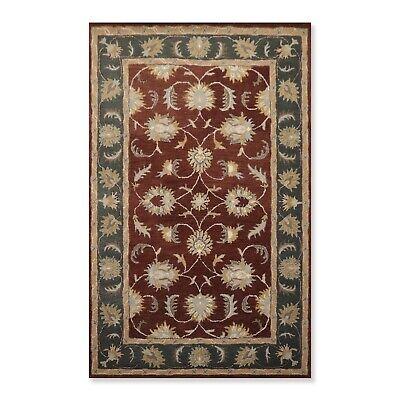 5' x 8' Handmade 100% Wool Traditional Oriental Area Rug 5x8 -