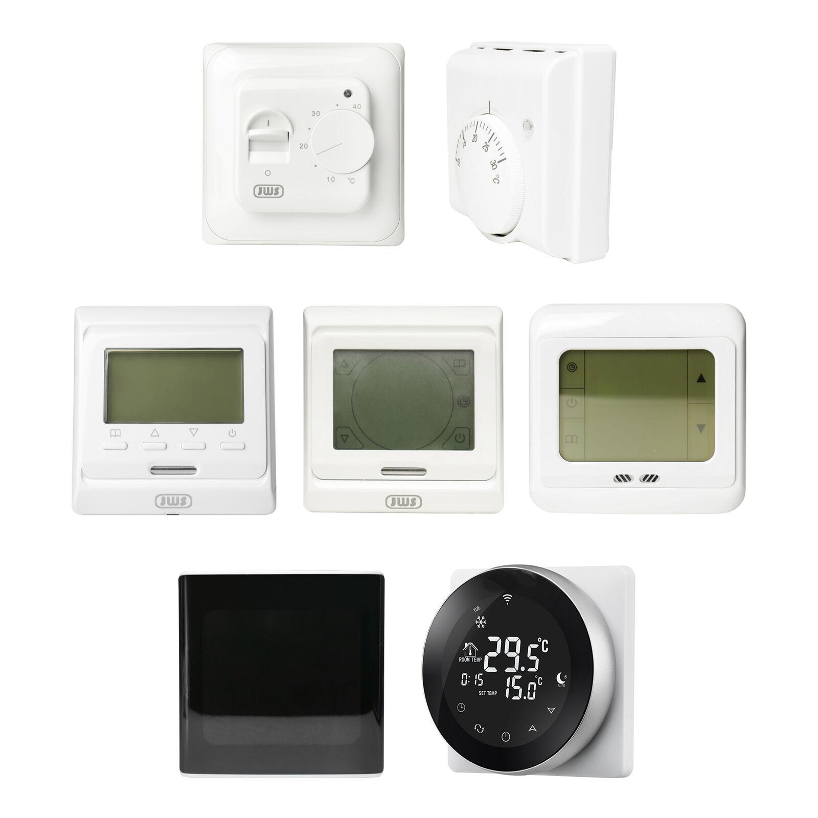 Digital Thermostat Raumthermostat Aufputz Unterputz programmierbar C17.GH3 new
