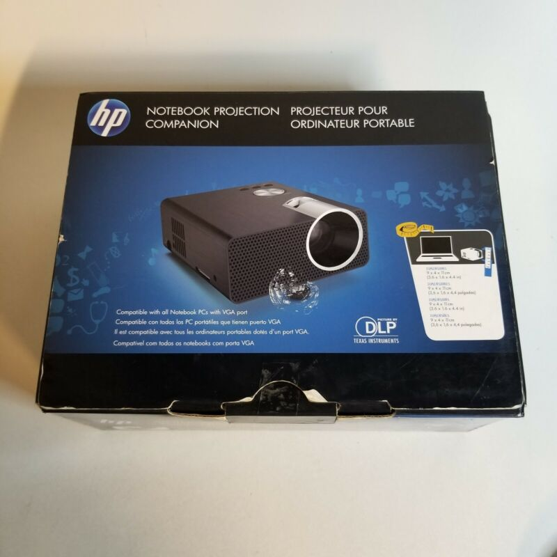 HP Notebook Projection Companion EUC Tested